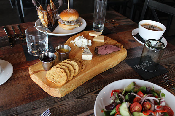 The Mill Cheeseboard