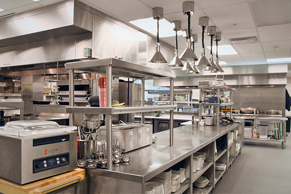 Columbine FRO 0090 Main Kitchen