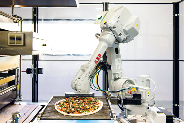 The Future of Automation in Foodservice - Foodservice Equipment