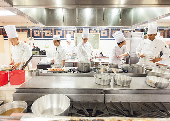 Functional By Design Teaching Kitchens Foodservice