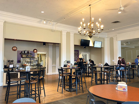 Reconfiguring Dining At The University At Albany Foodservice Equipment Supplies