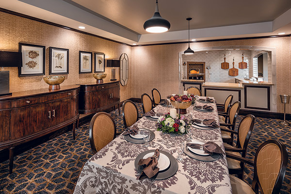 HarborChase of Shorewood Private Dining