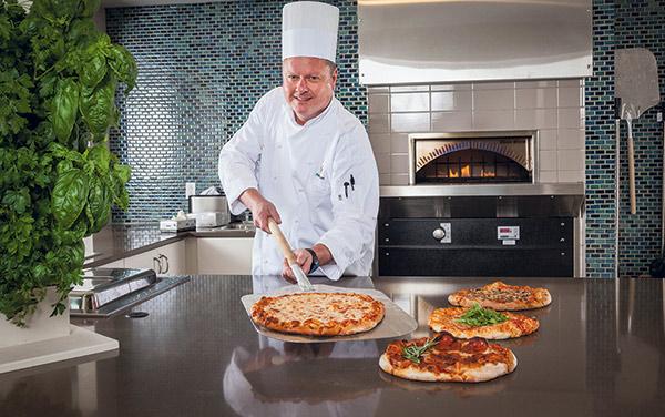 PalmBeachGardens ExhibitionKitchen chef