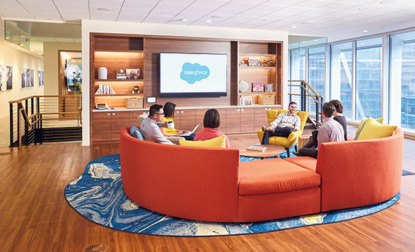 Salesforce Social Lounge 2 BI