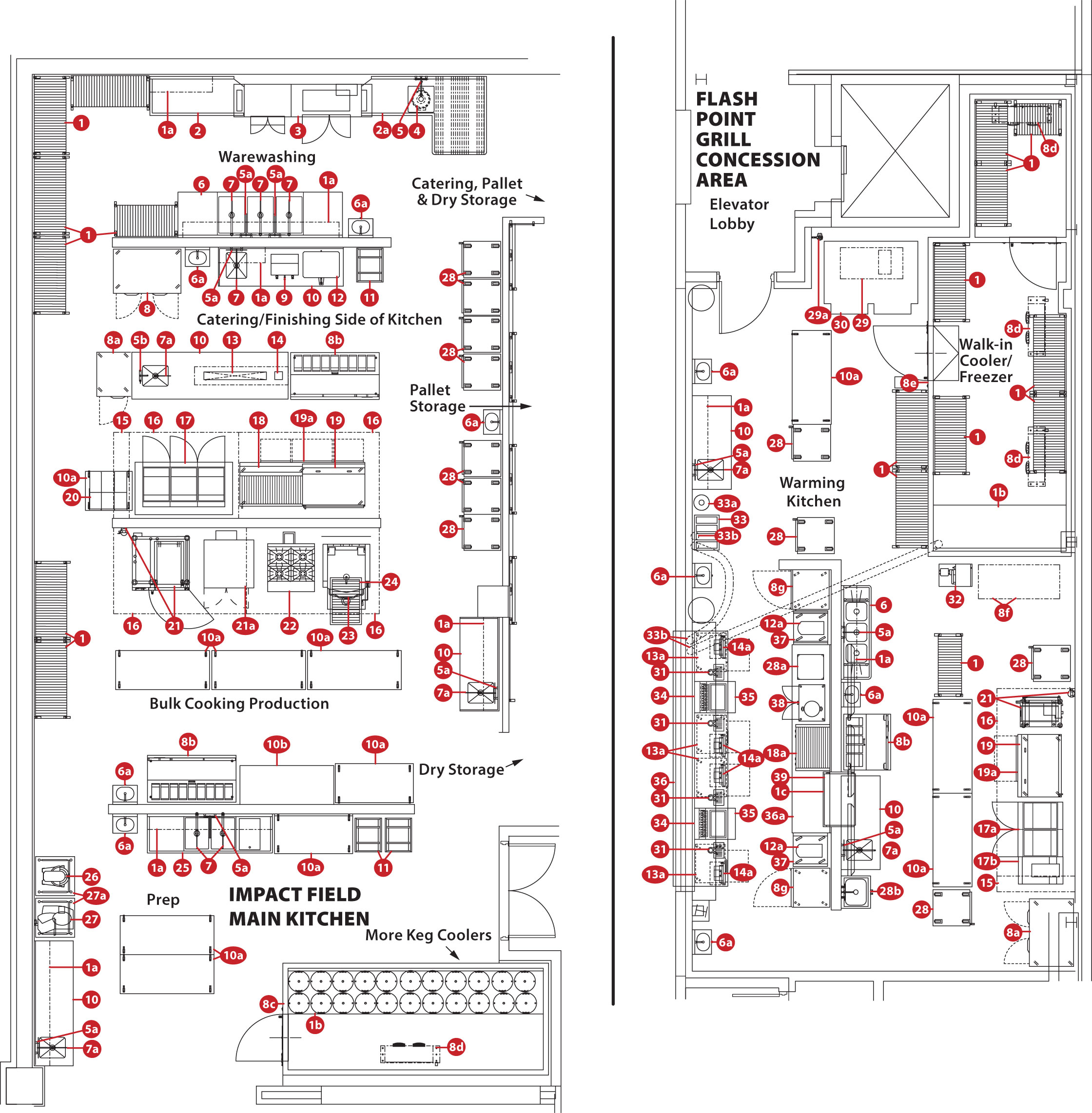 Impact Field Feb FES floor plan final
