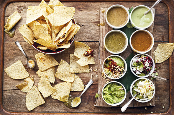 The Evolution of Mexican Cuisine - Foodservice Equipment