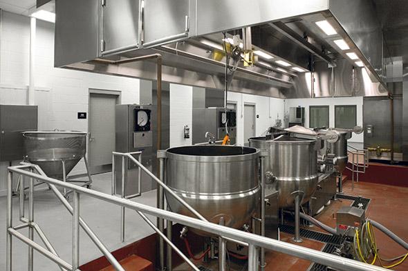 prep kitchen design  foodservice equipment  supplies