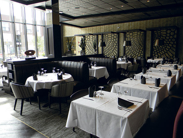Anthonys Chop House interior