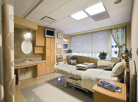 Morrison patient room MMC