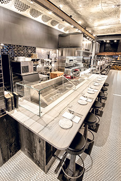 Open Kitchens The Show Goes On Foodservice Equipment Supplies