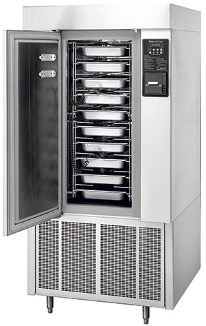 Unified Brands Randell Blast Chiller Series
