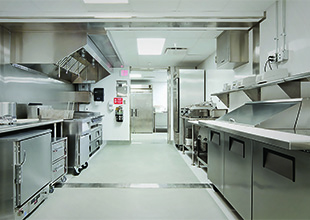 Modular kitchens offer state-of-the art equipment, functionality, and design