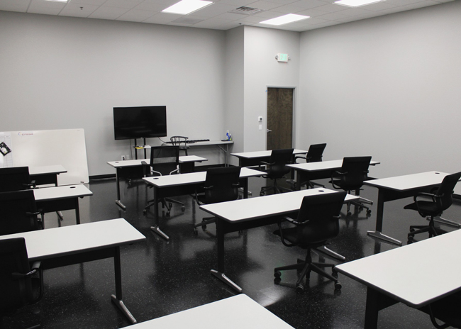 RSI Training Room