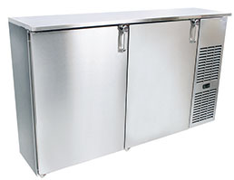 High Capacity Shallow Depth Cooler