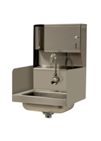 All-in-One Hand Sink