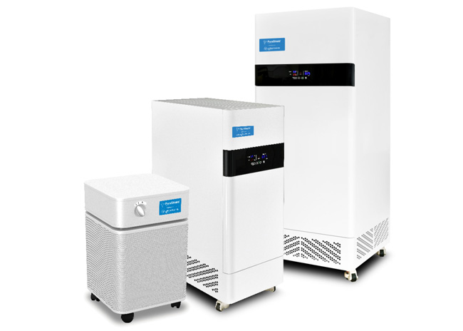 Mobile Air Filtration Units