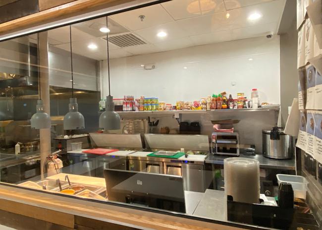 kitchen Red Stix 3