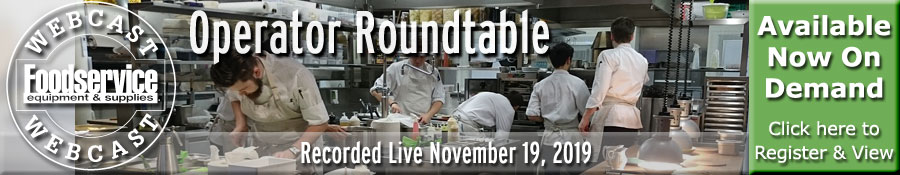 Operator Roundtable 2019 Watch OnDemand